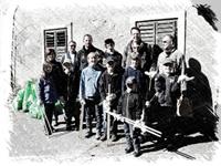 Frühjahrsreinigungsaktion - Das Team