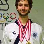 Oliver Dörrschmidt: 2 * Gold bei den Österreichischen Staatsmeisterschaften